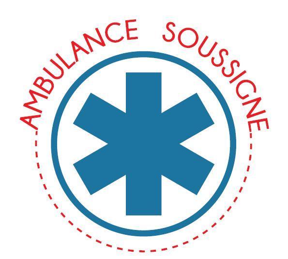 Logo de l'entreprise Ambulances Soussigne